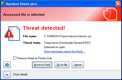 Virus Detected - Gadget Pros